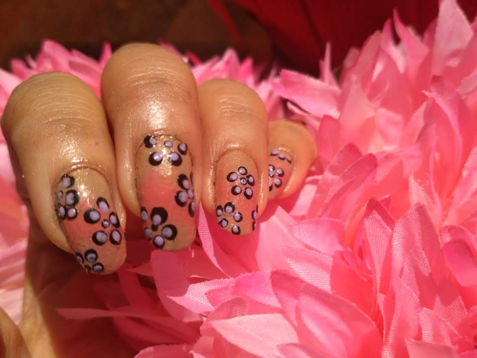 Visit Love thy Life to learn simple and easy nail art at home with our series of DIY sessi...