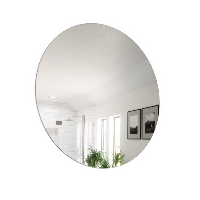 Want to decorate your home with the amazing decorative Frameless Circle Mirrors? Get the w...