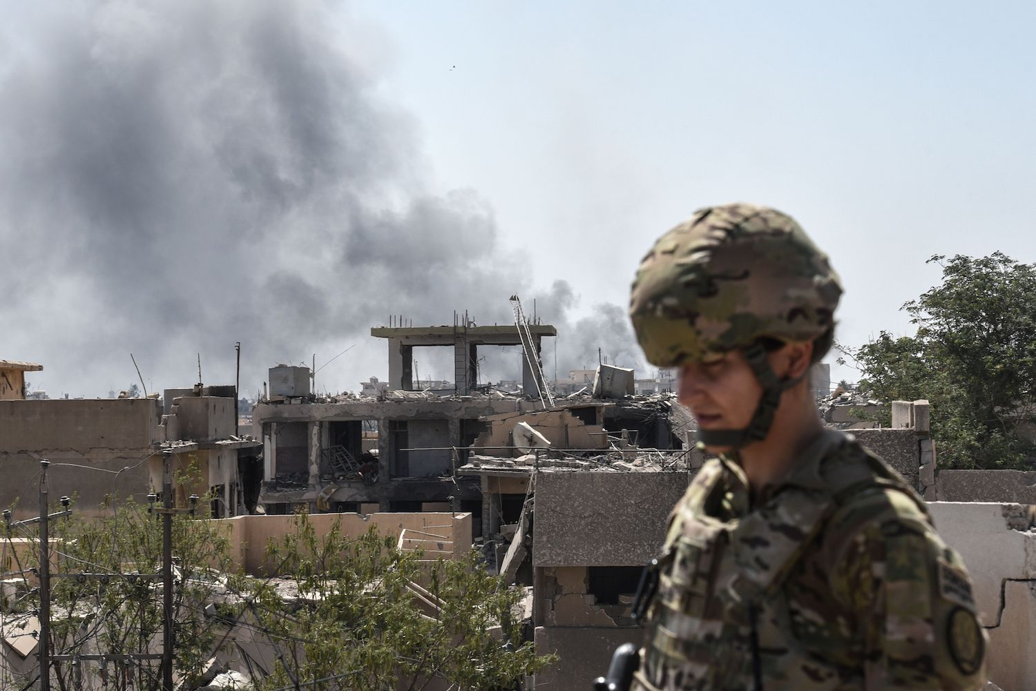 WASHINGTON: The United States military on Wednesday announced that it would be reducing it...