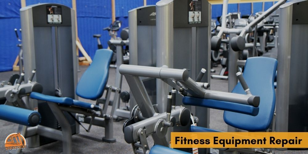 We provide the top rated Gym fitness equipment repair services at reasonable cost. We Repa...