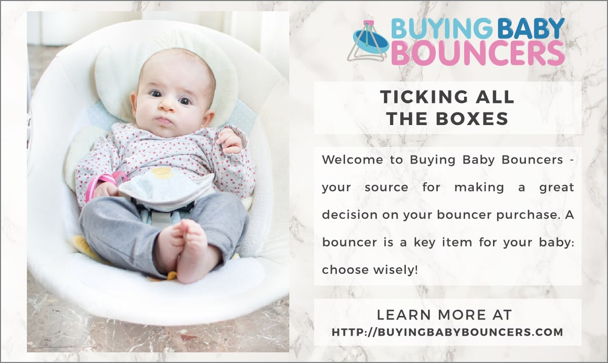 When shopping for the best baby bouncer, there are many things you need to bear in mind. H...